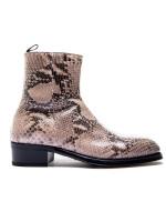 Alexander Mcqueen boot multi
