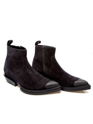 Balenciaga Balenciaga low leather boots