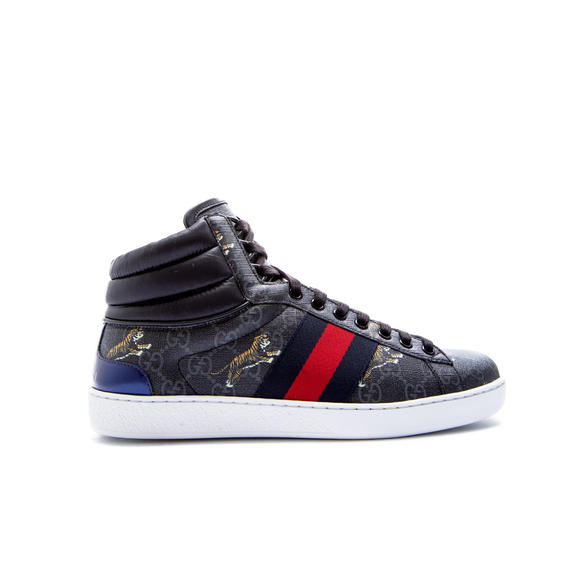 186bdf071f0af Gucci Low Boots Black | Derodeloper.com