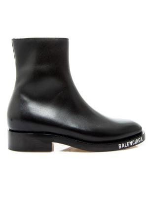 Balenciaga Balenciaga leather half boot