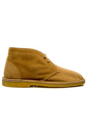 Saint Laurent Saint Laurent nino 05 lace up boots