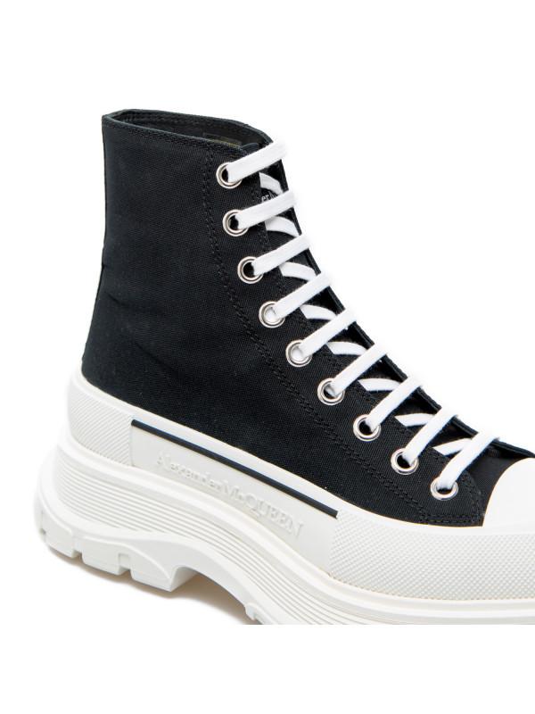Alexander Mcqueen low boots zwart