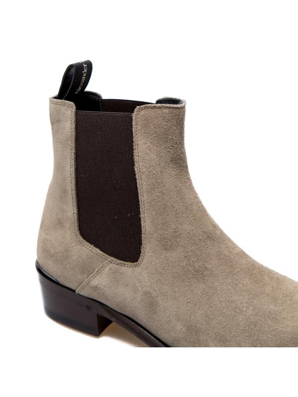Alexander Mcqueen low boots multi