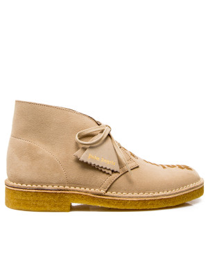 Palm Angels  Palm Angels  logo desert boot