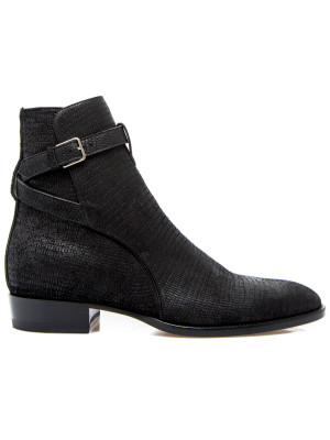 Saint Laurent Saint Laurent low boots wyatt 30 jodhpur
