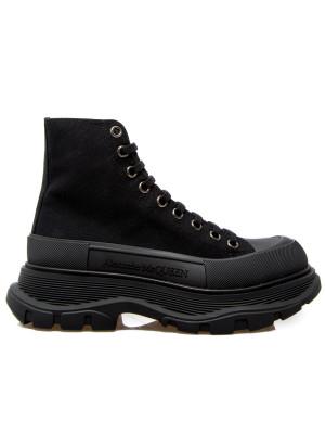 Alexander Mcqueen Alexander Mcqueen tread slick boots