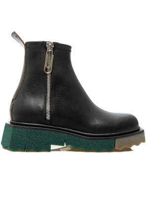 Off White Off White zip boot