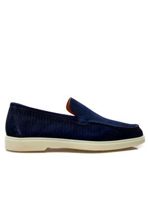 Santoni Santoni pantofola adler velour