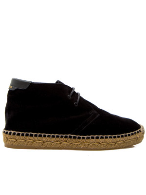 Saint Laurent Saint Laurent espadrille lace up
