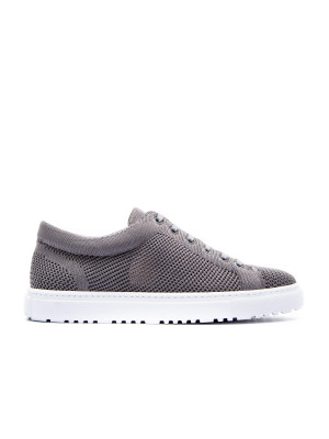 ETQ ETQ low 1 knitted stained grey