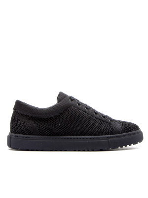ETQ  Low 1 Knitted Carbon Black