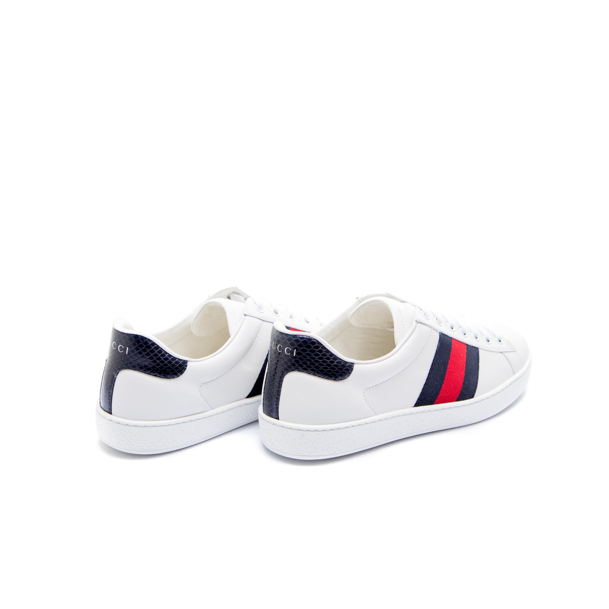 gucci sport shoes white derodeloper