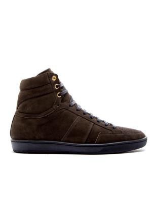 Saint Laurent Saint Laurent sport shoes suede soho