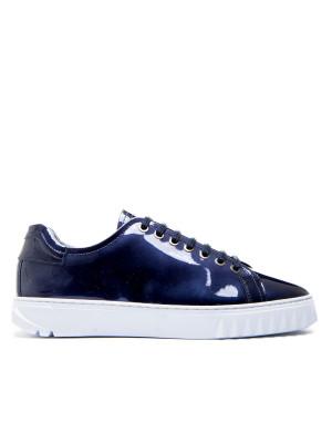 Chaussures Bleues Salvatore Ferragamo Pour Les Hommes TIbiNklnA8