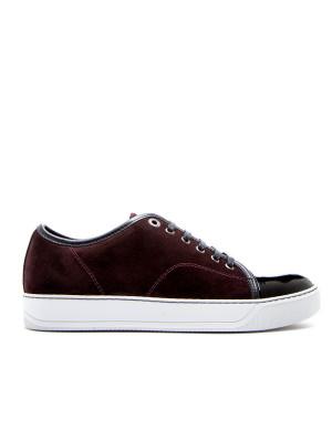 Lanvin Lanvin captoe sneaker