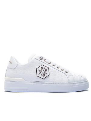 Chaussures Blanches Philipp Pour Les Hommes De Plein NBDvU6