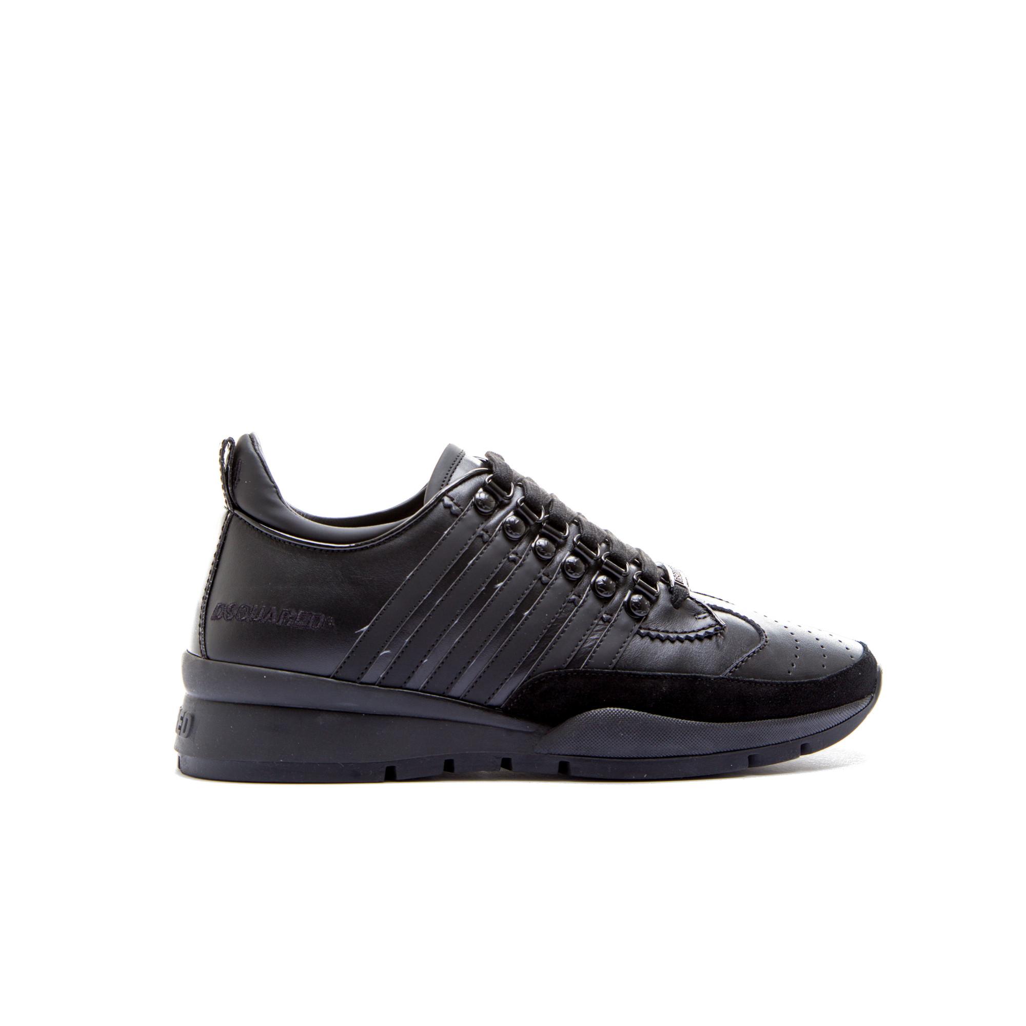 89367e8b2a4 dsquared schoenen dames zwart