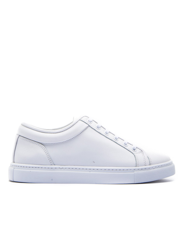 Etq. Etq. Low Top Sneakers - White Chaussures De Sport Haut Bas - Blanc qUvsljvYe