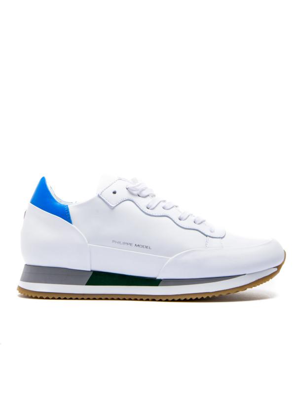 Philippe Modèle De Chaussures De Sport - Blanc Paradis eCJh5fZuWa