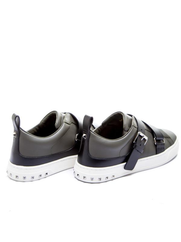 Valentino Chaussures Noir Avec Boucle Pour Femmes Ipvcy58Ic7