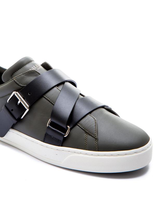 Alexander Mcqueen Chaussures Noires Taille 40 Avec Boucle Pour Les Hommes cppTbYI