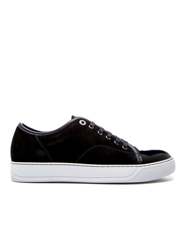 Lanvin Captoe Bassa Sneaker