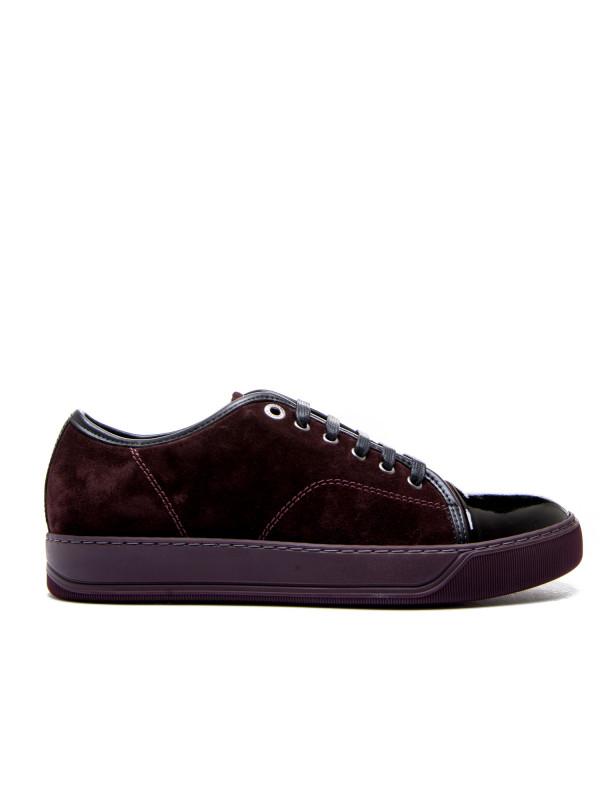 Lanvin captoe low top sneaker websites Gratis Verzending q5X4nm3fV2