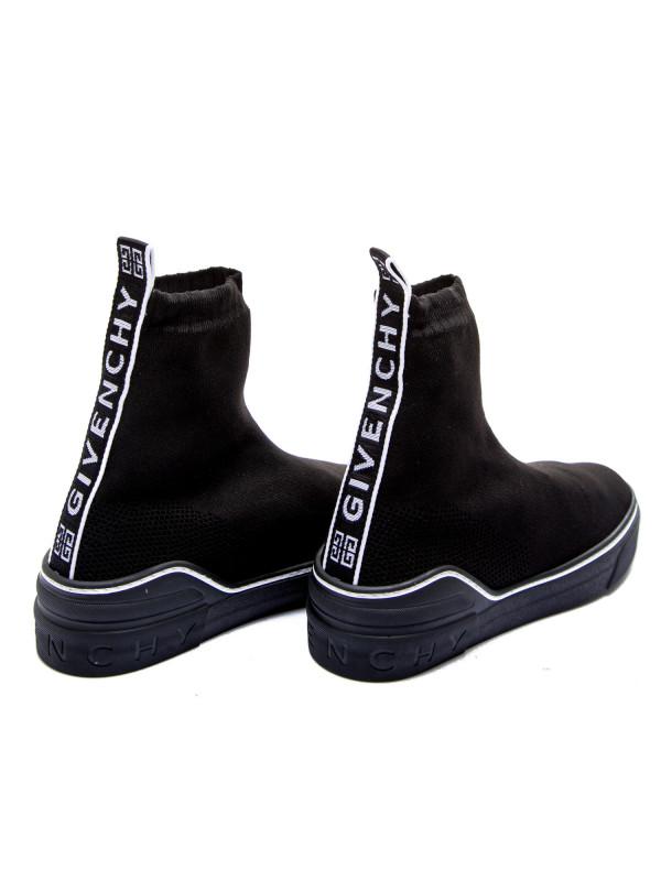 Givenchy george v sock zwart