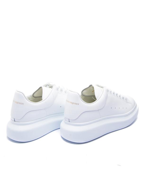 Alexander Mcqueen sneaker wit