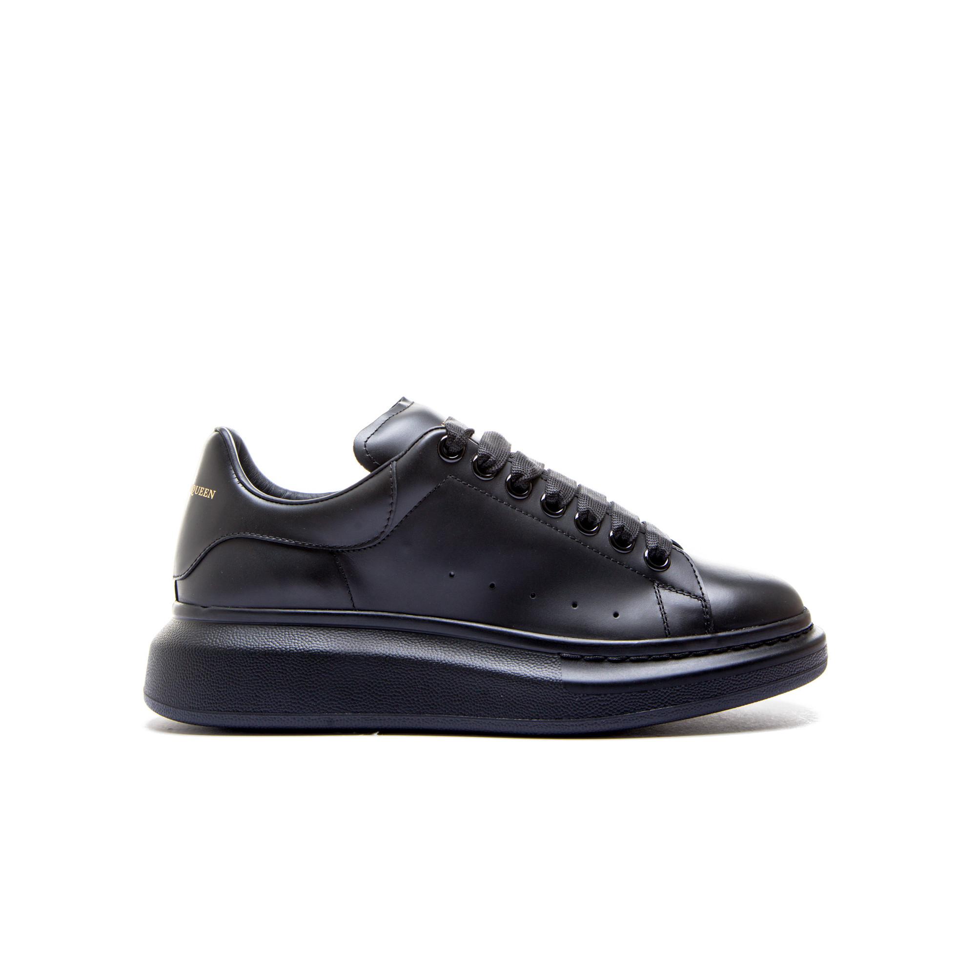 Alexander Mcqueen Oversized Sneaker Black Derodeloper Com