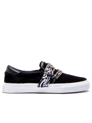 Amiri Amiri slip on bandana sneaker