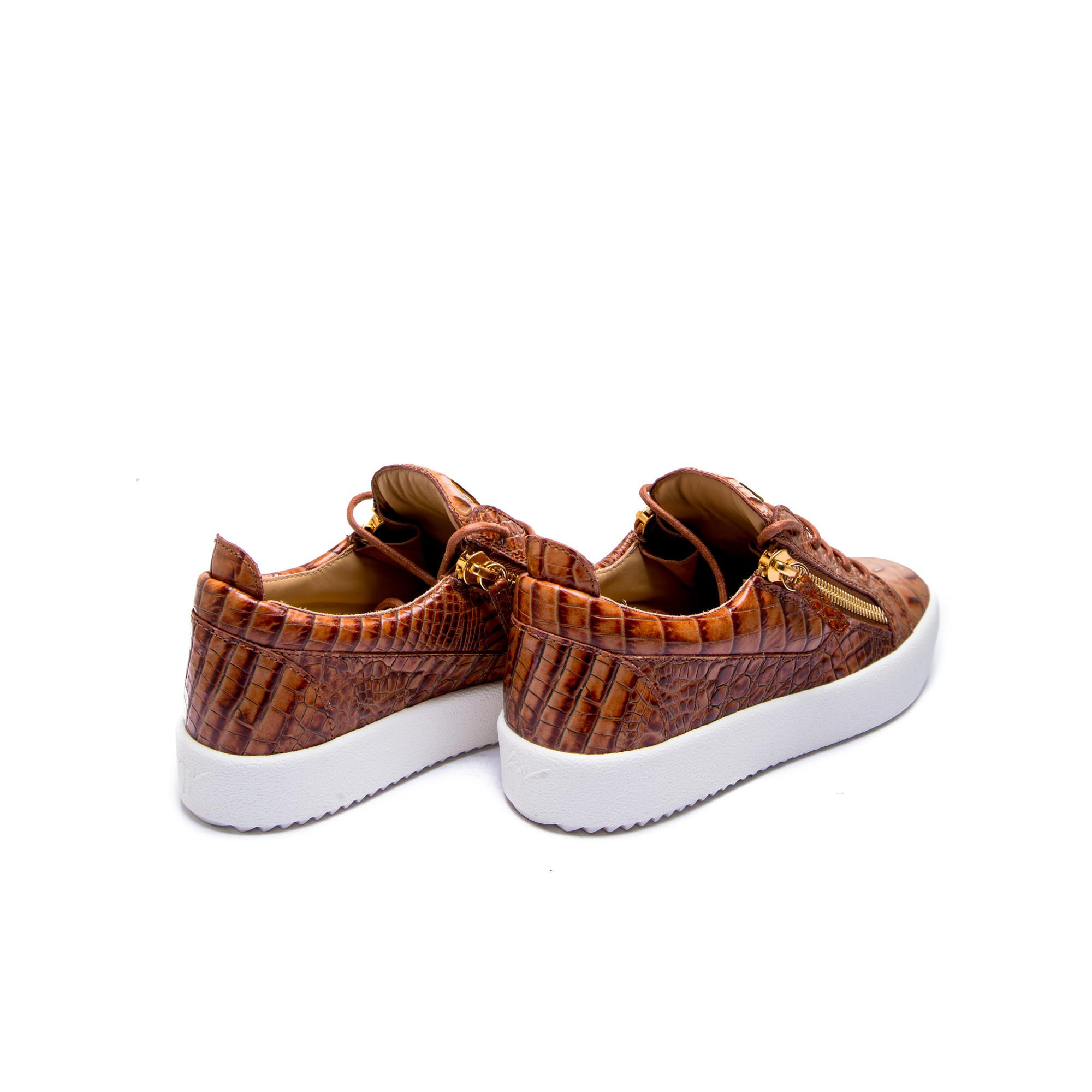 1c907343d5b80 ... Giuseppe Zanotti sneaker schafla brown Giuseppe Zanotti sneaker schafla  brown - www.derodeloper.com ...