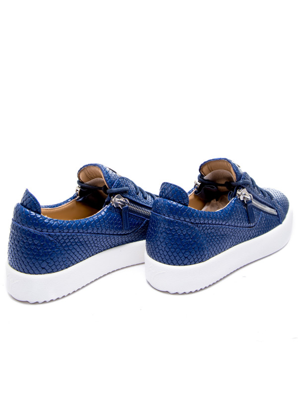 Giuseppe Zanotti sneaker gigas blauw