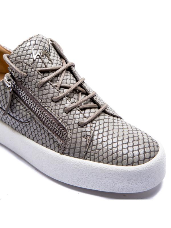 Giuseppe Zanotti sneaker gigas grijs