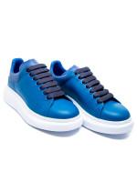 Alexander Mcqueen larry blauw