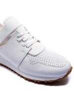 Mallet btlr elast white gum wit