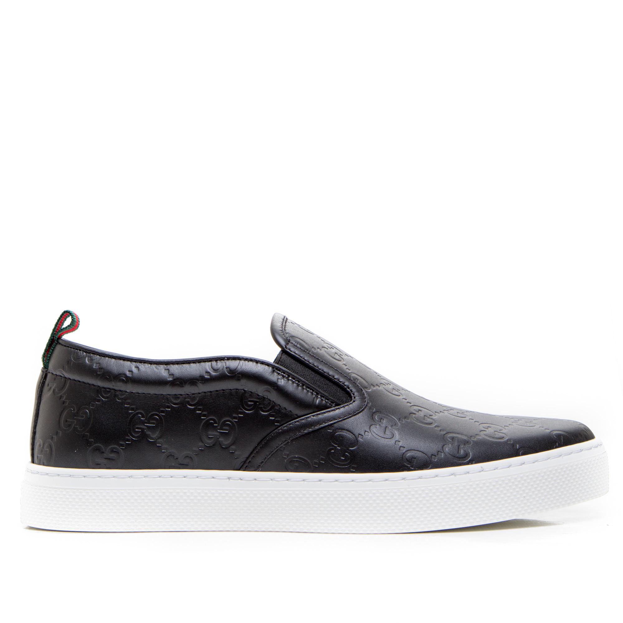 8eb3562fc58f Gucci sport shoes black407364   cwce0   1174 ss19