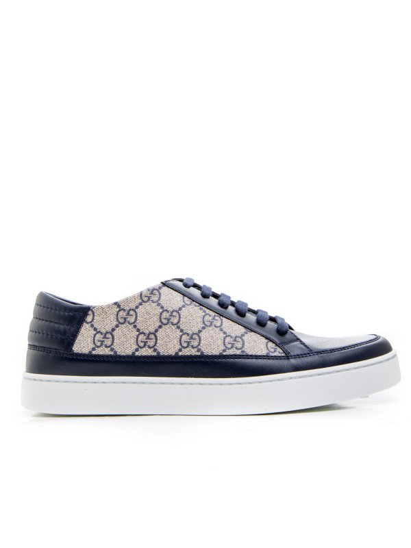 Gucci sport shoes blauw