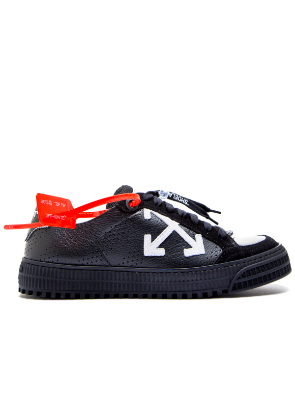 Off White polo shoe 3.0 zwart