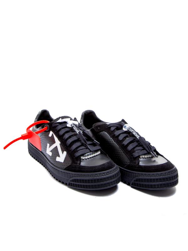Off White polo shoe 3.0 zwart