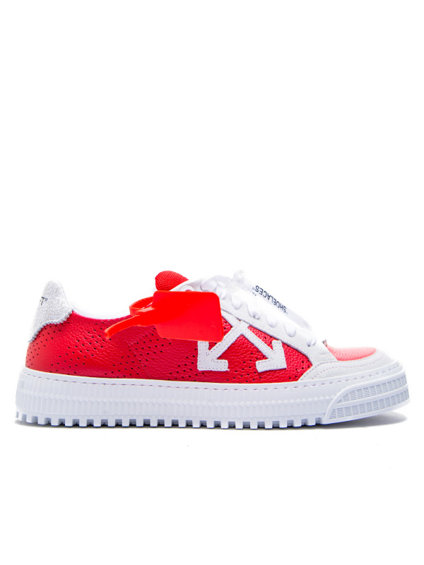 Off White polo shoe 3.0 rood