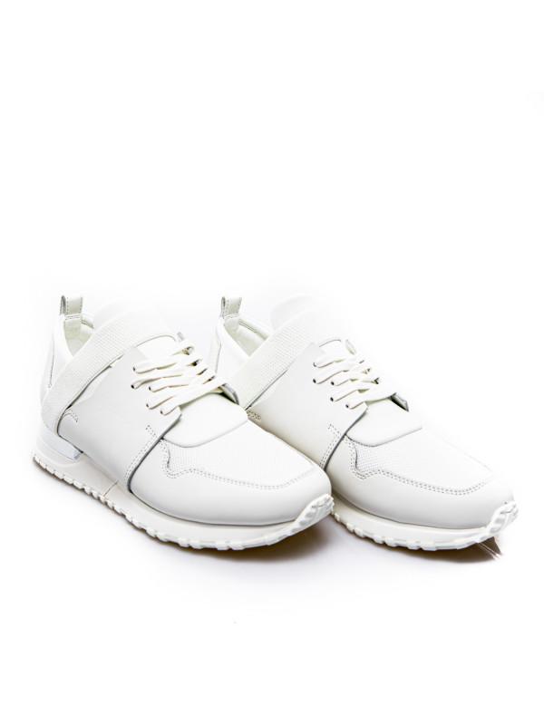 Mallet btlr elast white wit