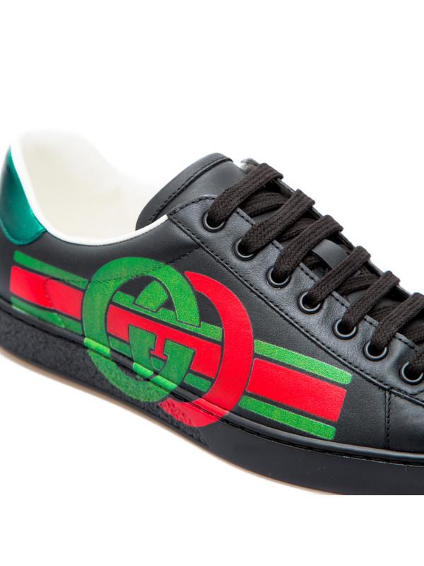 Gucci sport shoe black576136 / a38v0 / 1064