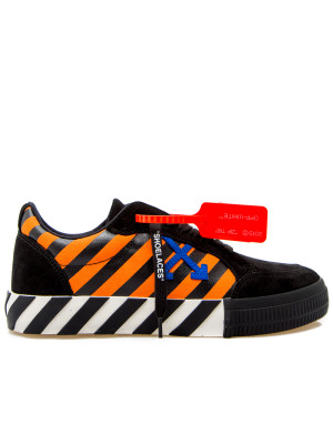 Off White Off White diag low vulcanized