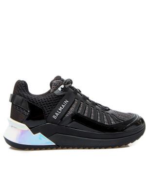 Balmain Balmain sneaker b-trail metall