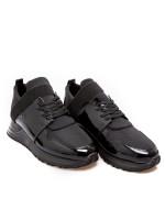 Mallet elast 2.0 patent black zwart