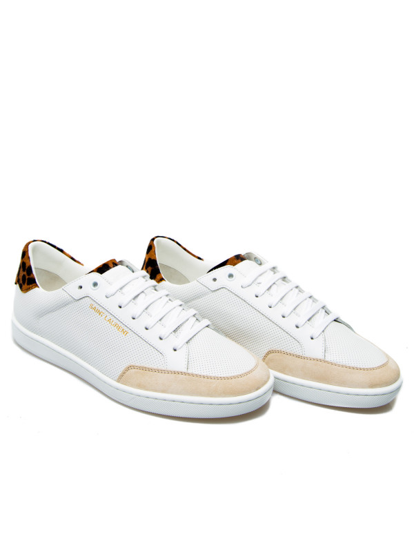 Saint Laurent sl/10 low top sneaker multi