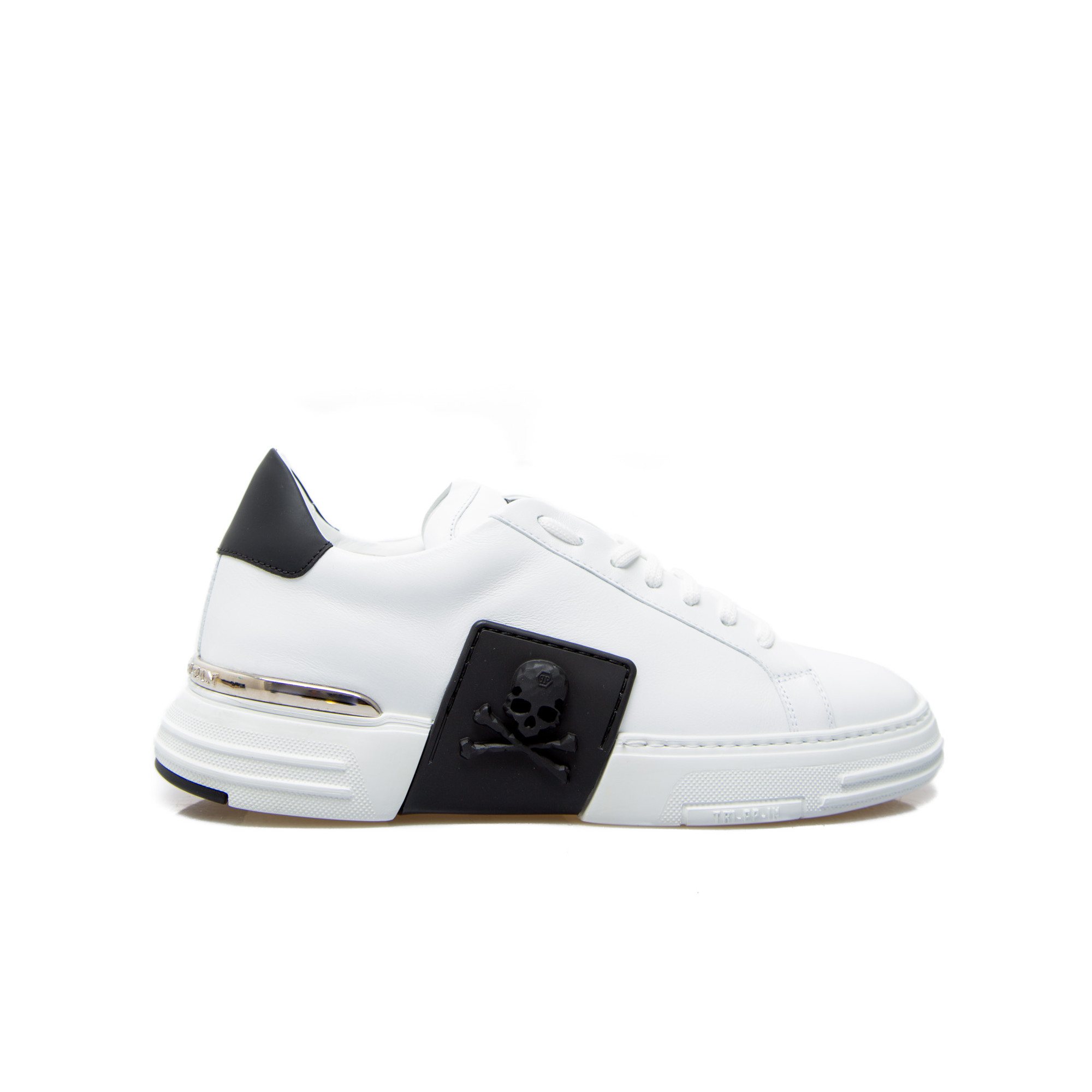 Philipp Plein Lo top Sneaker Statement Wit |