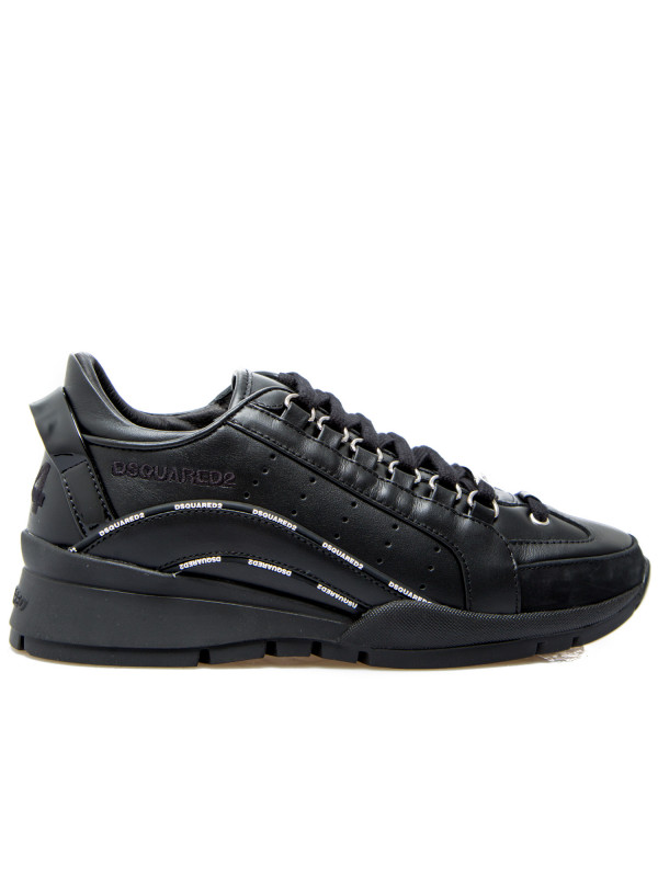 Dsquared2 Sneaker Black   Derodeloper.com