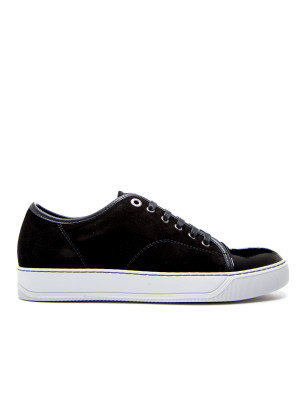 Lanvin Lanvin captoe low to sneaker